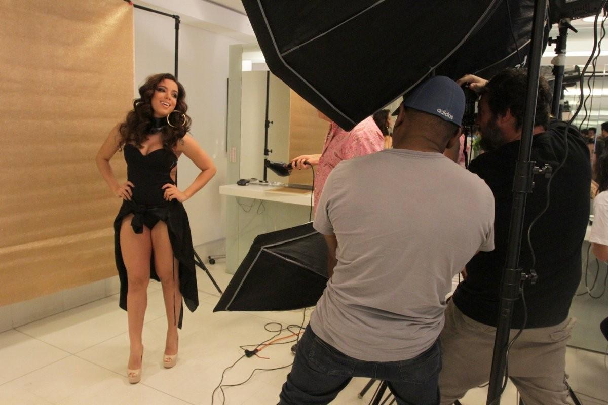 Anitta (Foto: AG NEWS)