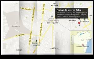 Mapa FIB (Foto:    )