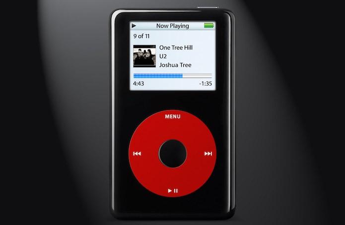 iPod do U2 pode ser encontrado no Ebay por até US$ 90 mil (Foto: Divulgação/Apple)