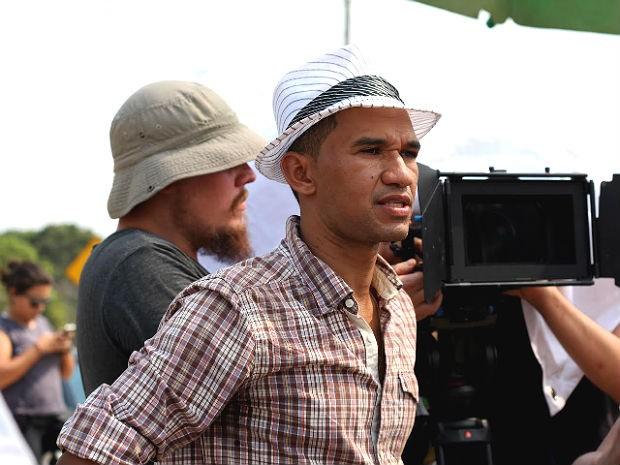 Diretor e roteirista do curta-metragem 'A vida tem dessas coisas', Januário Jr.  (Foto: Divulgação/Vladimir Cabral)