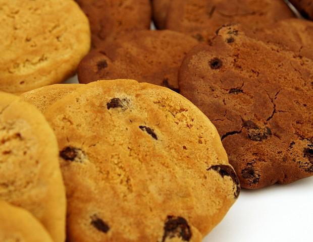 Cookie de baunilha com gotas de chocolate (Foto: Divulgação)