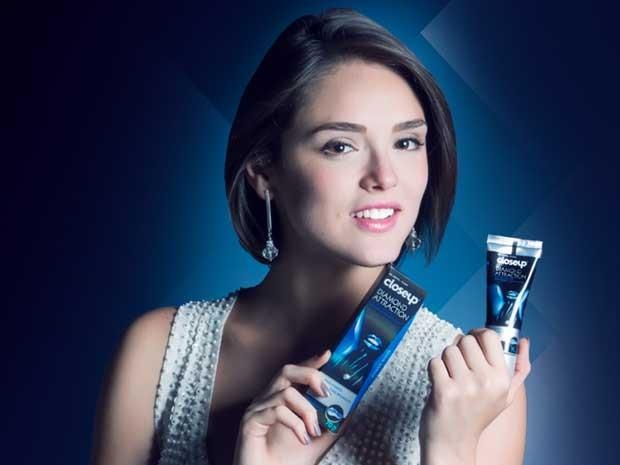 Com a nova linha Close Up Diamond Attraction você fica com um sorriso de arrasar (Foto: Divulgação)