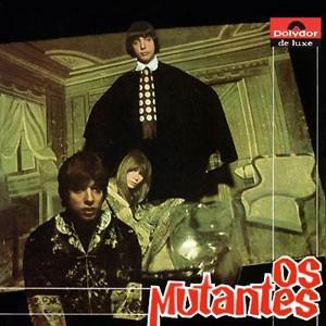 Álbum da banda Os Mutantes de 1968 (Foto: Reprodução)
