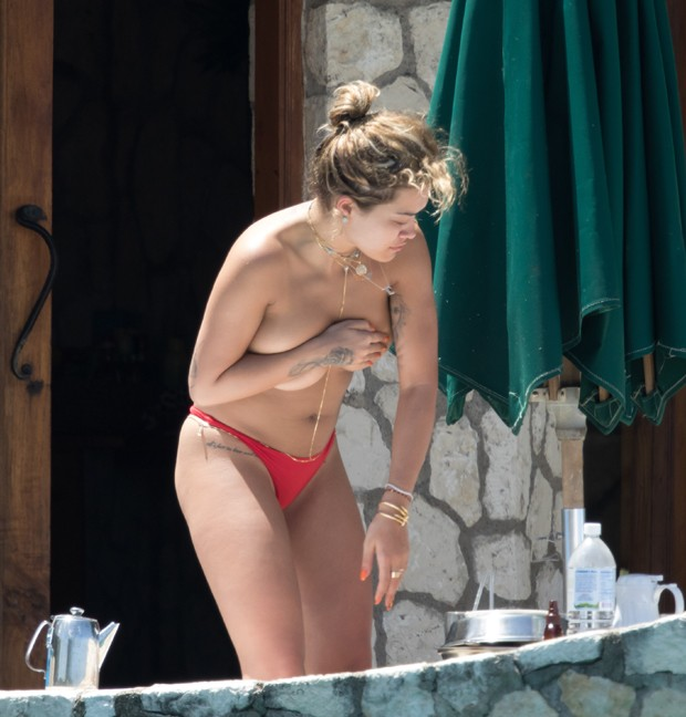 Rita Ora (Foto: The Grosby Group)