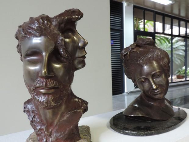 Obras ficarão expostas na Acipi, em Piracicaba, até dia 18 deste mês (Foto: Divulgação/Acipi)