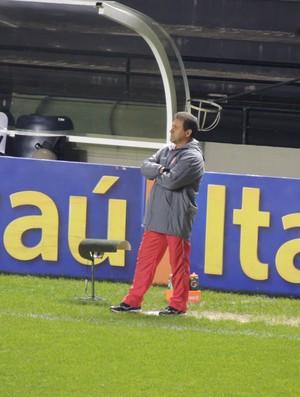 Zé Teodoro técnico Náutico (Foto: João Lucas Cardoso)