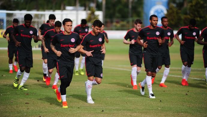 Internacional Inter Alex treino Inter BElo Horizonte (Foto: Ricardo Duarte/Divulgação Inter)