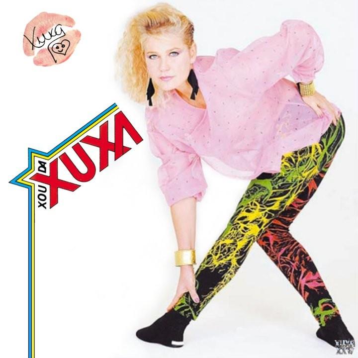 """Capa do disco """"Xou da Xuxa"""" (Foto: Reprodução)"""