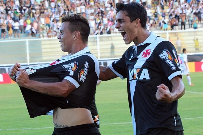 Bernardo e Lucas, Vasco x Cabofriense (Foto: Carlos Gregório Júnior / Site Oficial do Vasco)