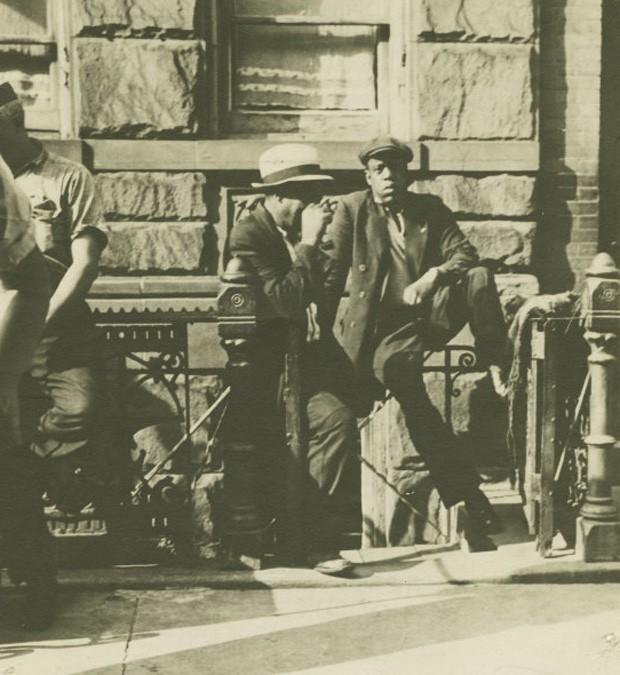 Foto tirada em 1939 mostra homem muito parecido ao rapper americano Jay-Z (Foto: Reprodução/Tumblr/Schomburg Center)