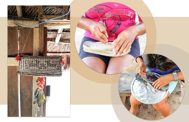 Projeto Kaapu  (Foto: Arte Vogue Online)