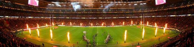 """""""Maracanãs do rugby"""": conheça cinco templos da modalidade no mundo (Richard Heathcote/Getty Images)"""