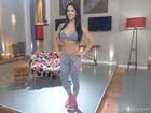 Bella Falconi diz sair da dieta e rebate críticas ao corpo: 'Ninguém agrada 100%'