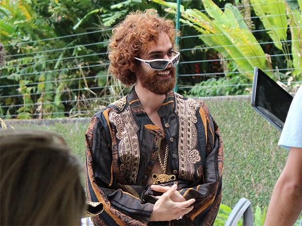 Vander Gleidson, o Profeta Nem (Foto: Fato na Rede)