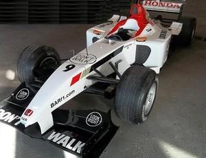 O BAR 005 de Jenson Button está à venda até a próxima sexta-feira (Foto: Reprodução / e-Bay)