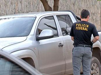 Operação Terra Prometida, Polícia Federal. (Foto: Reprodução/ TVCA)