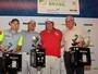 """Dagoberto vence torneio de golfe e brinca: """"Meu sexto título brasileiro"""""""