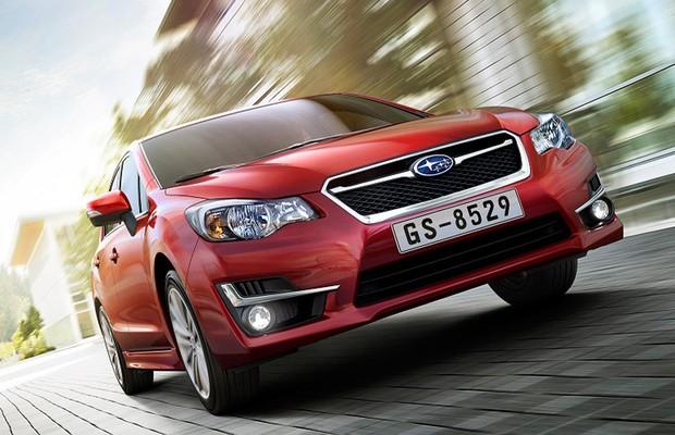 Subaru Impreza Sedan 2016 (Foto: Divulgação)