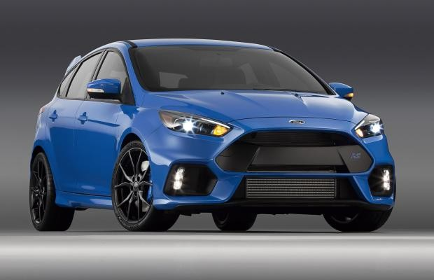 Ford Focus RS (Foto: Newspress)