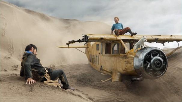 """No dia 29 de dezembro, a Tela Quente Especial traz """"As Aventuras de Tintim"""", de Steven Spielberg (Foto: Divulgação)"""
