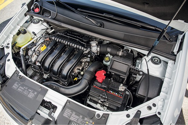 Renault Sandero RS (Foto: Marcos Camargo/Autoesporte)