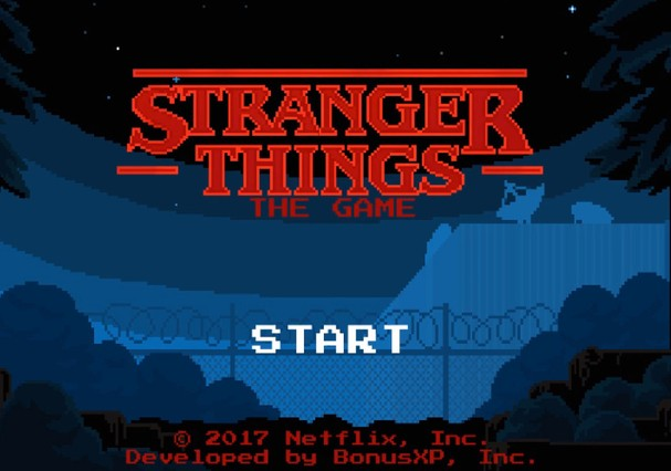 Stranger Things: The Game (Foto: Divulgação)