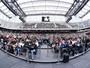 Arena da Baixada recebe público recorde em uma pesagem do Ultimate