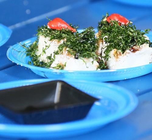 Sushi de Tapioca da Fernanda Souza e da Luiza Possi