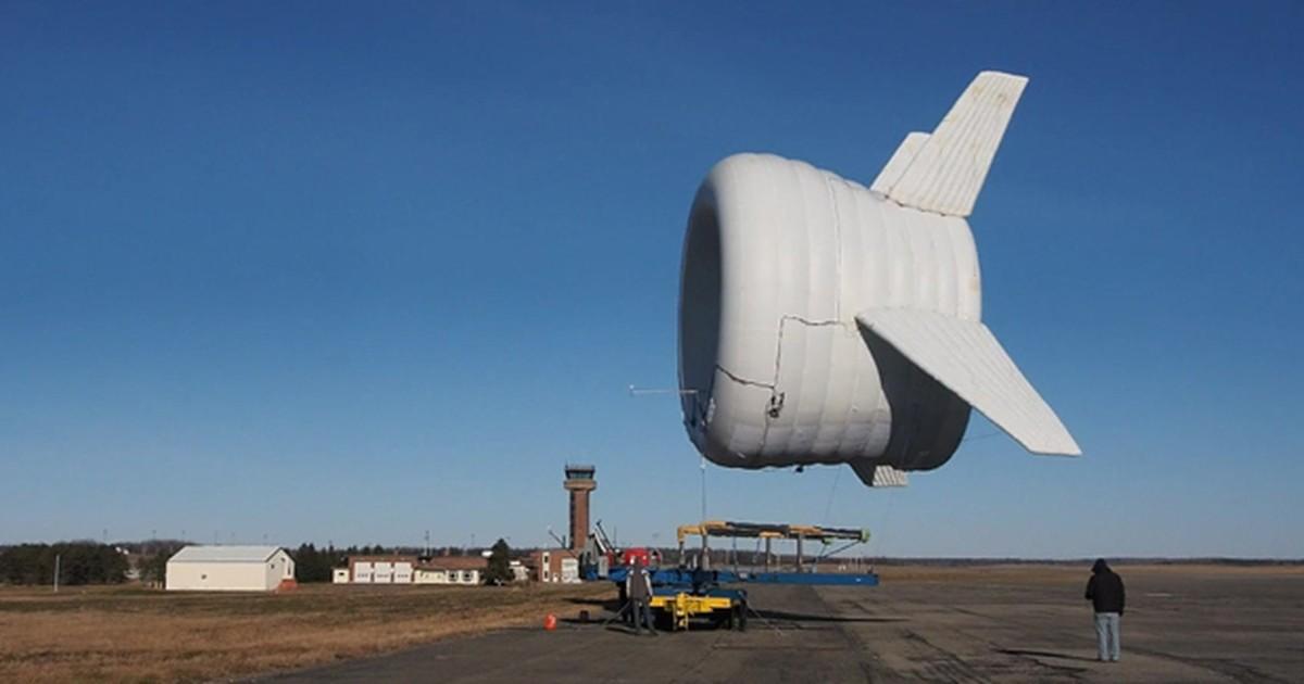 Empresa americana desenvolve usina de energia portátil e voadora