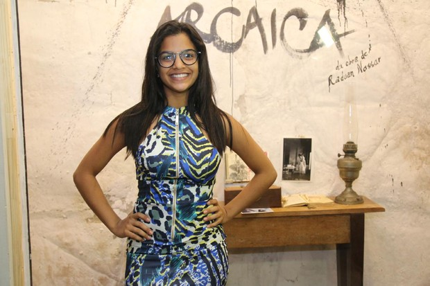 Rayza Alcantara (Foto: Daniel Pinheiro/AgNews)