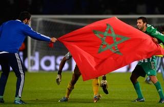 Atlético-MG x Raja Casablanca (Foto: AFP)