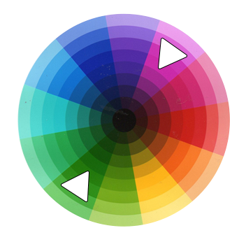 Aprenda a combinar cores de roupas