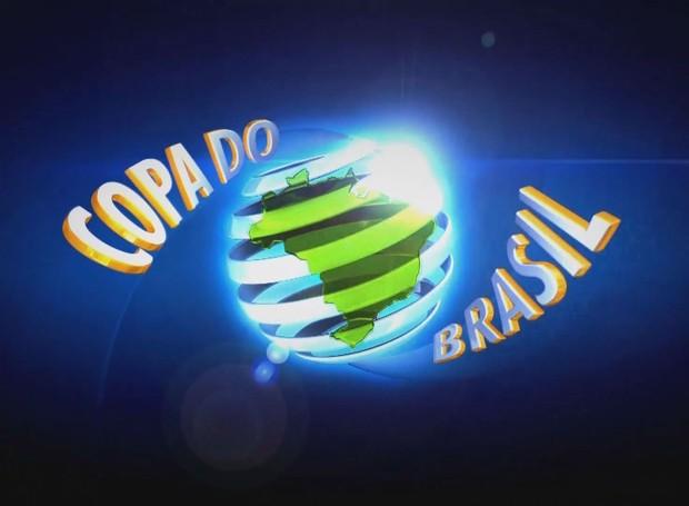 Copa do Brasil (Foto: Reprodução/TV Tribuna)