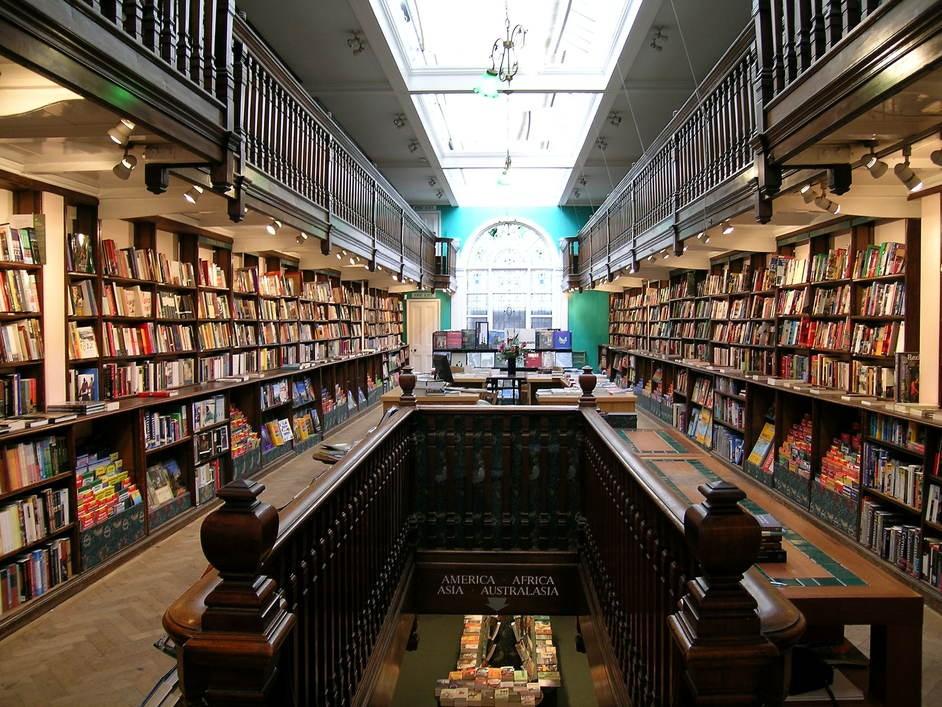 Daunt Books Marylebone - Londres, Inglaterra (Foto: Reprodução)