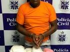 Homem é preso após droga ser achada em airbag de carro na Bahia