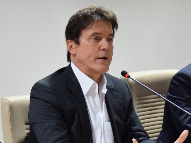 Robinson Faria é investigado por suposto favorecimento a candidato a prefeito em São Miguel (Foto: Thyago Macedo)