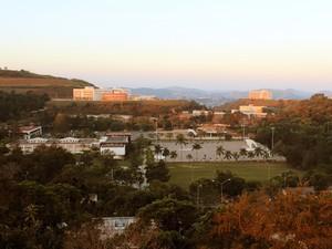 Campus UFJF (Foto: Gabriel Sant'Anna / Divulgação)