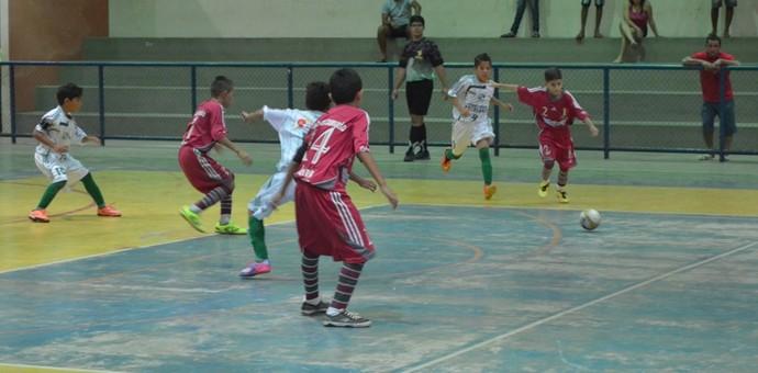 Futsal Roraima Sub-11 (Foto: Nailson Wapichana)