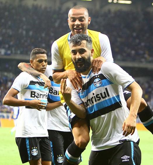 2 estilos (Lucas Uebel/Grêmio)