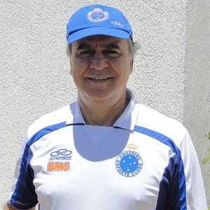 Marcelo Oliveira, Cruzeiro (Foto: Maurício Paulucci)