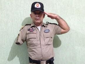 Sargento pediu para continuar trabalhando na PM (Foto: Arquivo Pessoal)