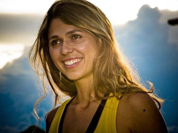 Tânia Alves tem duas filhas e passou por três abortos entre as duas gestações que deram certo (Foto: Arquivo Pessoal)