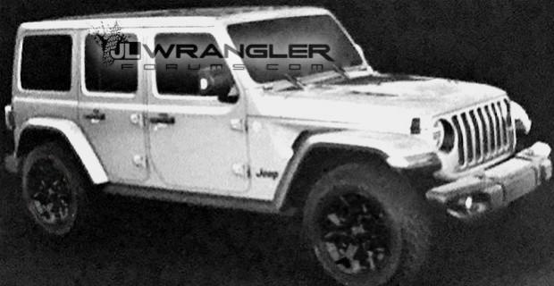 Jeep Wrangler Rubicon vaza em fórum do modelo (Foto: Reprodução)