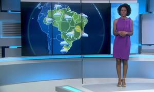 Veja a previsão do tempo para quarta-feira (3) nas capitais do Brasil