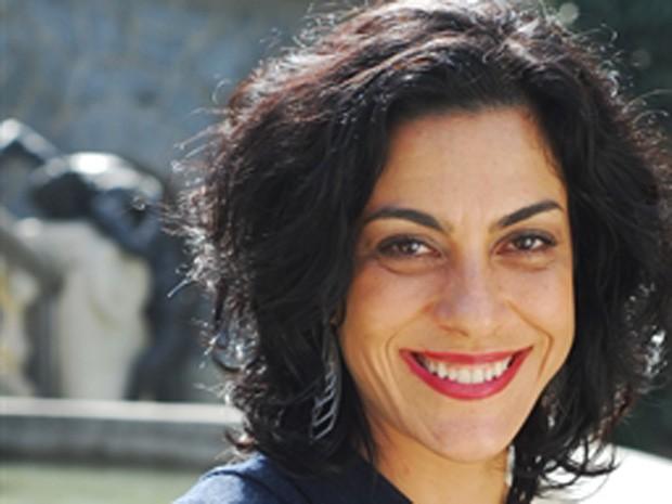 Izabella Bicalho (Foto: TV Globo/Z Paulo Cardeal)