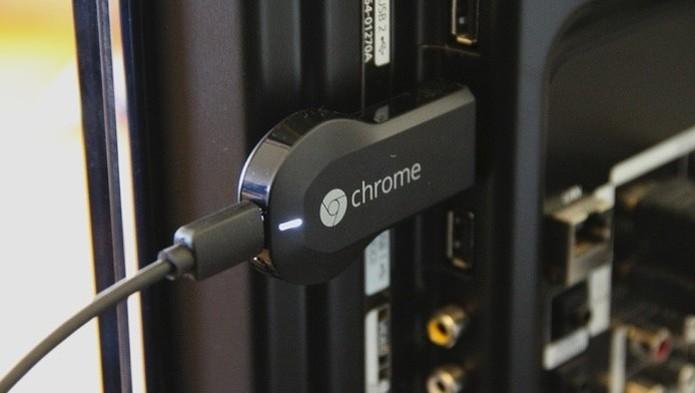 Chromecast tem falha de segurança que permite acesso indevido (Foto: Divulgação/Google) (Foto: Chromecast tem falha de segurança que permite acesso indevido (Foto: Divulgação/Google))
