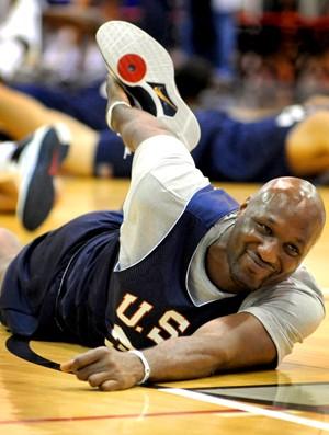Lamar Odom, seleção de basquete EUA (Foto: getty image)