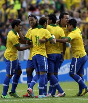 Brasil vence Bolívia por 4 a 0 em amistoso, com 2 gols de Neymar (Reuters)