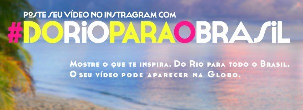 Campanha Rio (Foto: divulgação)