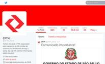 Sites do governo de SP deixam de ser atualizados até as eleições (Reprodução/Twitter)